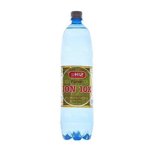 Füredi Koncentrált ION pH12 lúgosító ivóvíz